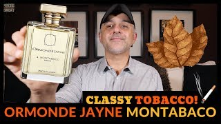 Ormonde Jayne Montabaco Fragrance Review + Full Bottle USA Giveaway