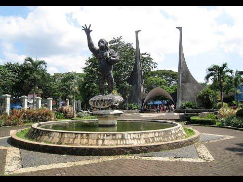 Visiting Animals in Ragunan Zoo, Pasar Minggu, South Jakarta, Indonesia