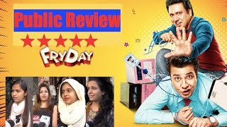Fryday Movie - Govinda Diehard Fans Review - Hit Or Flop