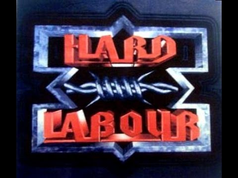 HARD LABOUR live at the Pomona Hotel 1996 (guest appearance by Hat Fitz)
