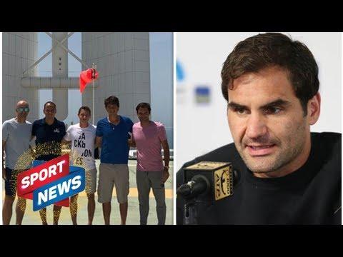 Roger Federer: World No 1's hitting partners REVEALED as he stays sharp in Dubai
