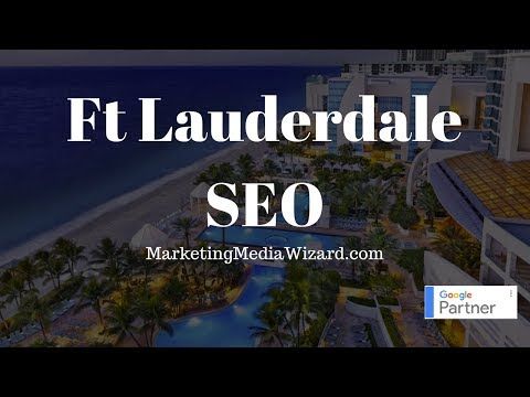 Fort Lauderdale SEO | Ft Lauderdale SEO Expert Consultants