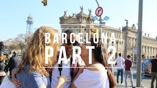 CHURROS AND THE CHEETAH GIRLS | BARCELONA 2017 (2/2)