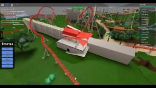 Roblox Point (STARMARINE614) Theme Park (series 1) OO THEME PARK!