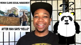 Saying Hello To Women is Sexual Harassment?