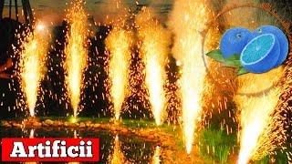 Cum sa faci Artificii Vulcan