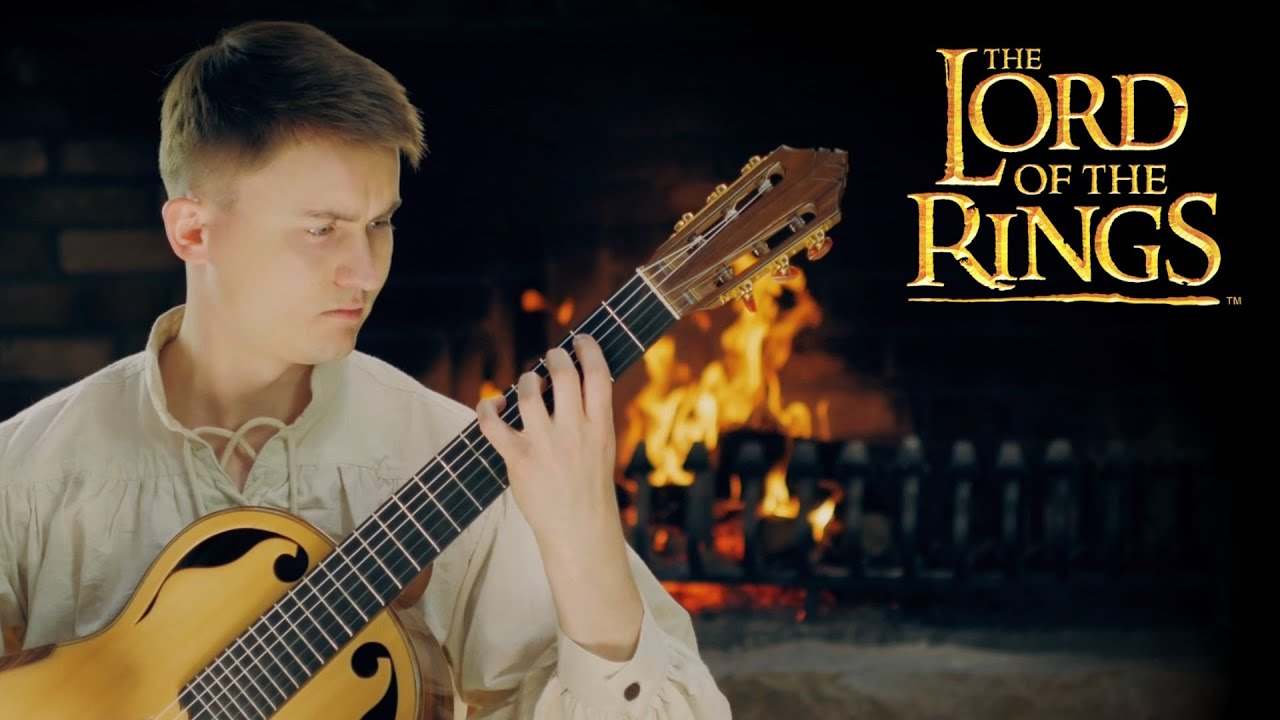 The Lord of the Rings - Rohan (Classical Guitar Suite)