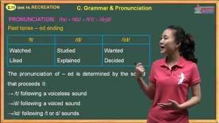Bài dịch tiếng Anh lớp 11 - Unit 14. Recreation - Grammar And Pronunciation