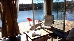 location gîte de l'étang - chalet de vacances en auvergne.wmv