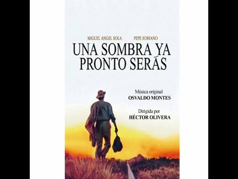 Una Sombra Ya Pronto Serás -1994- Diego Torres Club COMPLETA