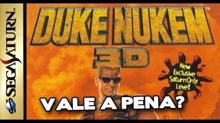 Vale a Pena? Duke Nukem 3D (Sega Saturn) [ZeroQuatroMidia]