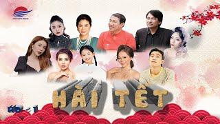 Gala cười Tết 2020 | Tết Toang - Tập 1 | Hài Tết Táo quân Quang Thắng, Quốc Anh, Thanh Hương...