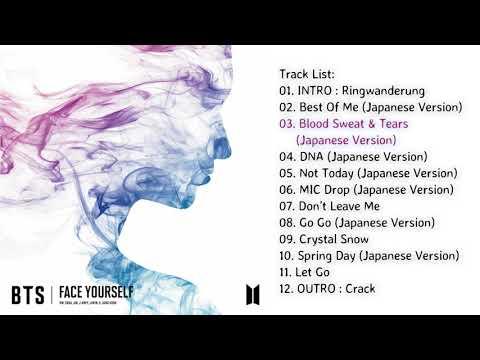 [Full Album] BTS – FACE YOURSELF [Japanese] + DOWNLOAD ALBUM