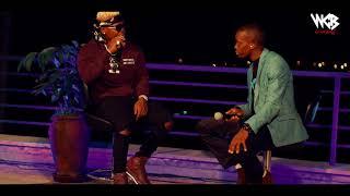 Harmonize Live interview in NTV (NAKURU KENYA) PART 2
