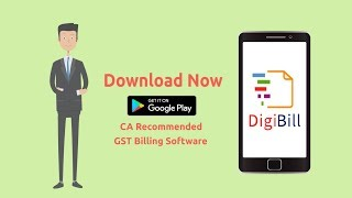 Digibill is a gst compatible business accounting app for small and medium businesses that lets owner keep track of accounts, party ledger, generate sales and...