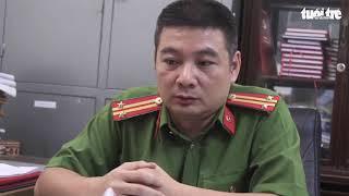 Cảnh sát hình sự Hà Nội nói về Quang Rambo bị bắt