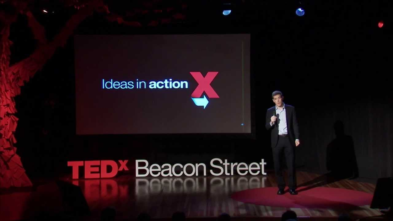 Accelerating Innovation in Education: Adam Frankel at TEDxBeaconStreet