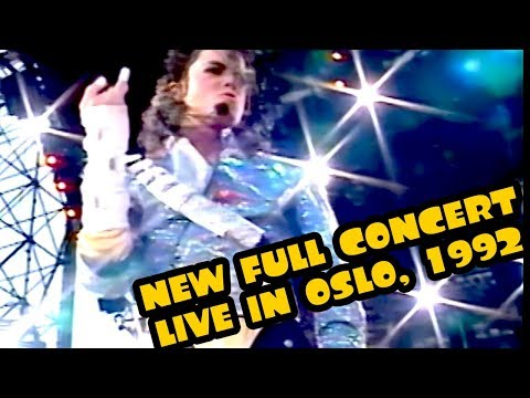 Crowdfunding for Dangerous Tour Oslo concert 1992
