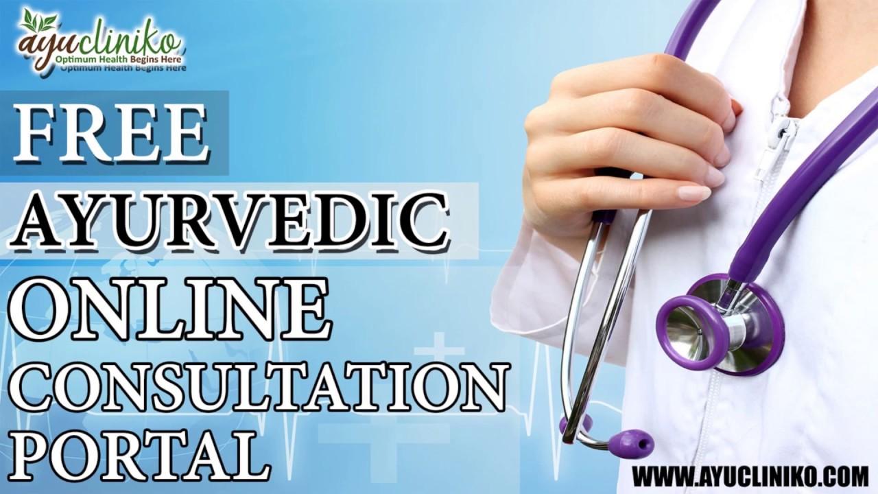 Watch Video Free Ayurvedic Doctor Consultation - Ayuclinko
