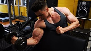 Shredded Bicep & Tricep Workout No Regrets