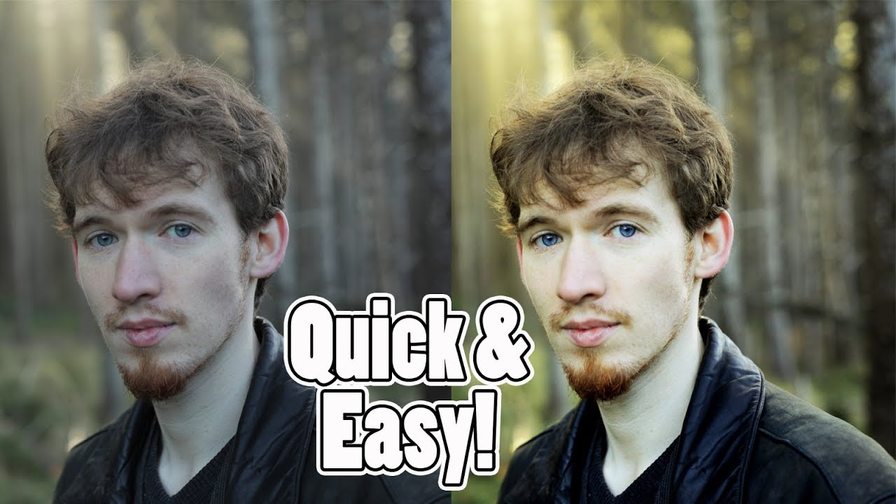 Photoshop Tutorial: Five Easy Photo Retouching Tips and ...