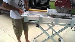 MK 101-24 Pro Tile Saw Review