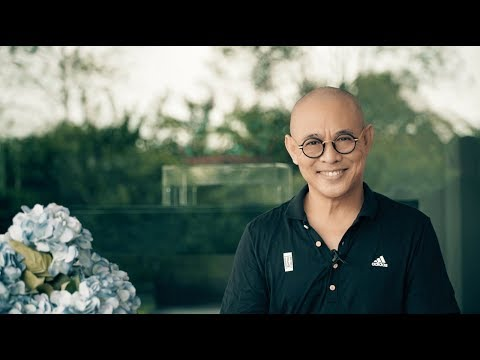 Jet Li 2018 New Year Wishes
