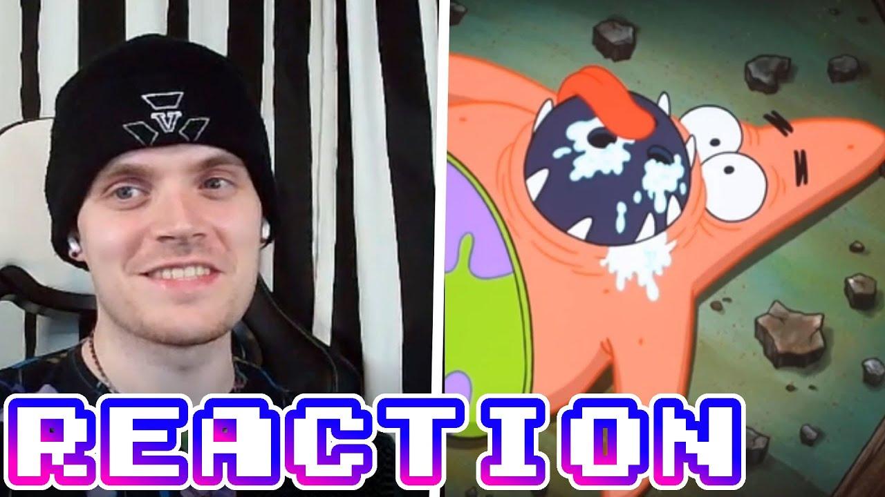 Vik REAGIERT auf Wie Krass war Spongebob WIRKLICH? | Perverse Momente in Kinderserien