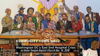 DC COMMUNITY TOWN HALL MEETING thumbnail