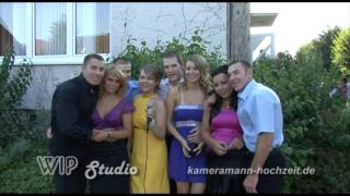 Hinter den Kulissen russische Hochzeit in Deutschland, lustige Momente