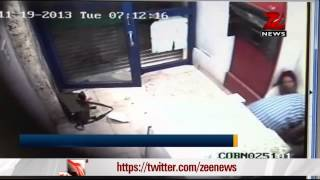 Woman brutally attacked in Bangalore ATM