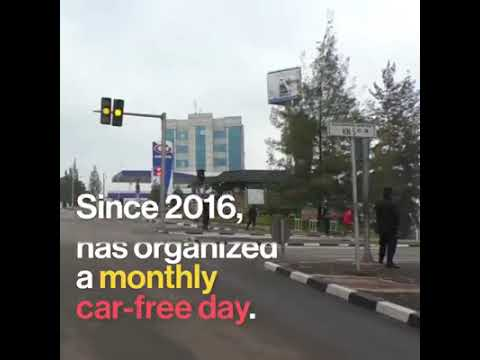 One of Africa's Cleanest Cities