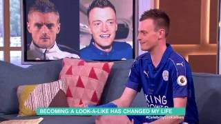 Becoming A Jamie Vardy Lookalike Changed My Life | This Morning
