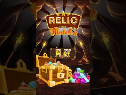 Relic Match 3 Game Source Code - AppnGameReskin