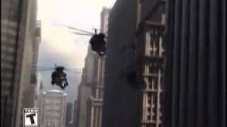 The Incredible Hulk: Ultimate Destruction Promotional Trailer (2005)