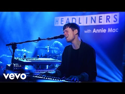 James Blake - Radio Silence at Radio 1's Headliners
