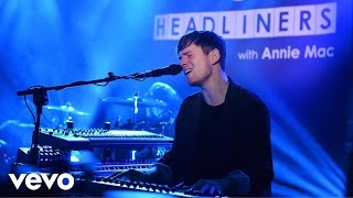 James Blake - Radio Silence at Radio 1's Headliners