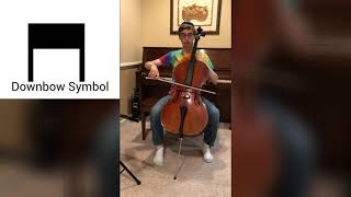 Positive Notes — Cello Lesson 4
