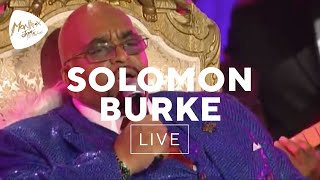 Solomon Burke - Cry To Me (Live at Montreux 2006)