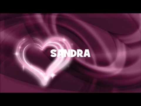 Joyeux Anniversaire Sandra Youtube
