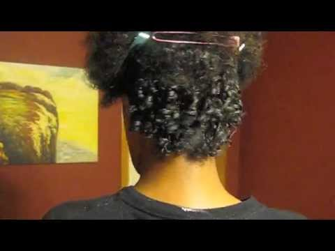 short haircut for natural hair 032 hair quot finger coils quot 3387 | hqdefault