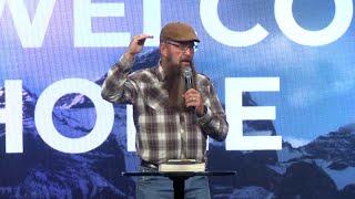 Pastor Joe Calloway's Testimony | 7.25.21 | 11 AM