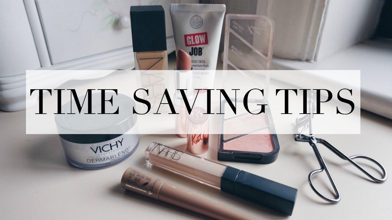 Everyday Makeup Tips - Time Saving & Multitasking Products