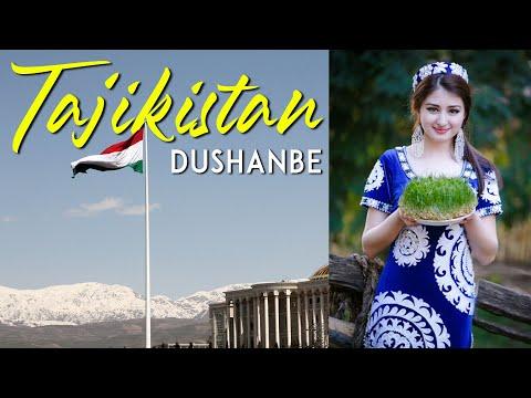 I Arrived in Dushanbe Tajikistan Again!