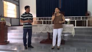 Lời nguyện đêm thánh - Thanh Hiền ft Mỹ Linh