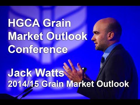 Jack Watts - 2014/15 Grain Market Outlook