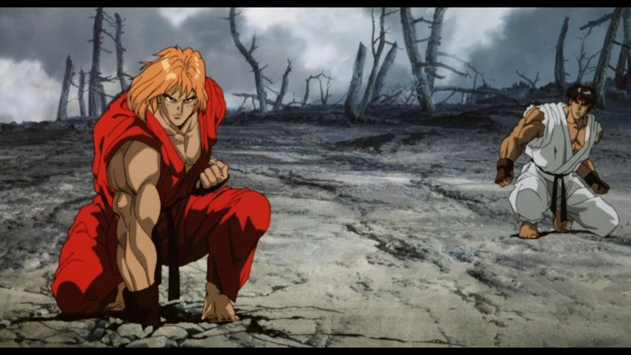 Download Street Fighter 2: Super Trailer