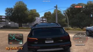 TEST DRIVE UNLIMITED 2 AUDI Q7 V12