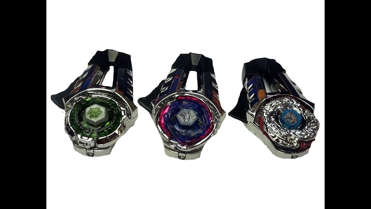 Beyblade Metal Fusion Morph Lite Part 2 Unboxing Review ...
