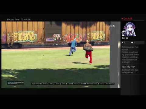 CuttMeOFF's Live PS4 Broadcast